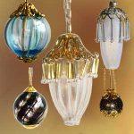 Pendant Venetian Glass L