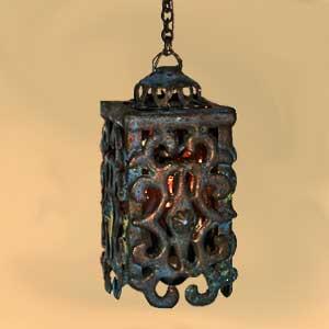 Long Pierced Lantern