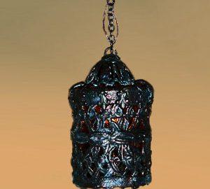Round Pierced Lantern