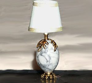Baroque Table Lamp
