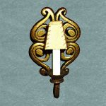 Antique Bronze Knot
